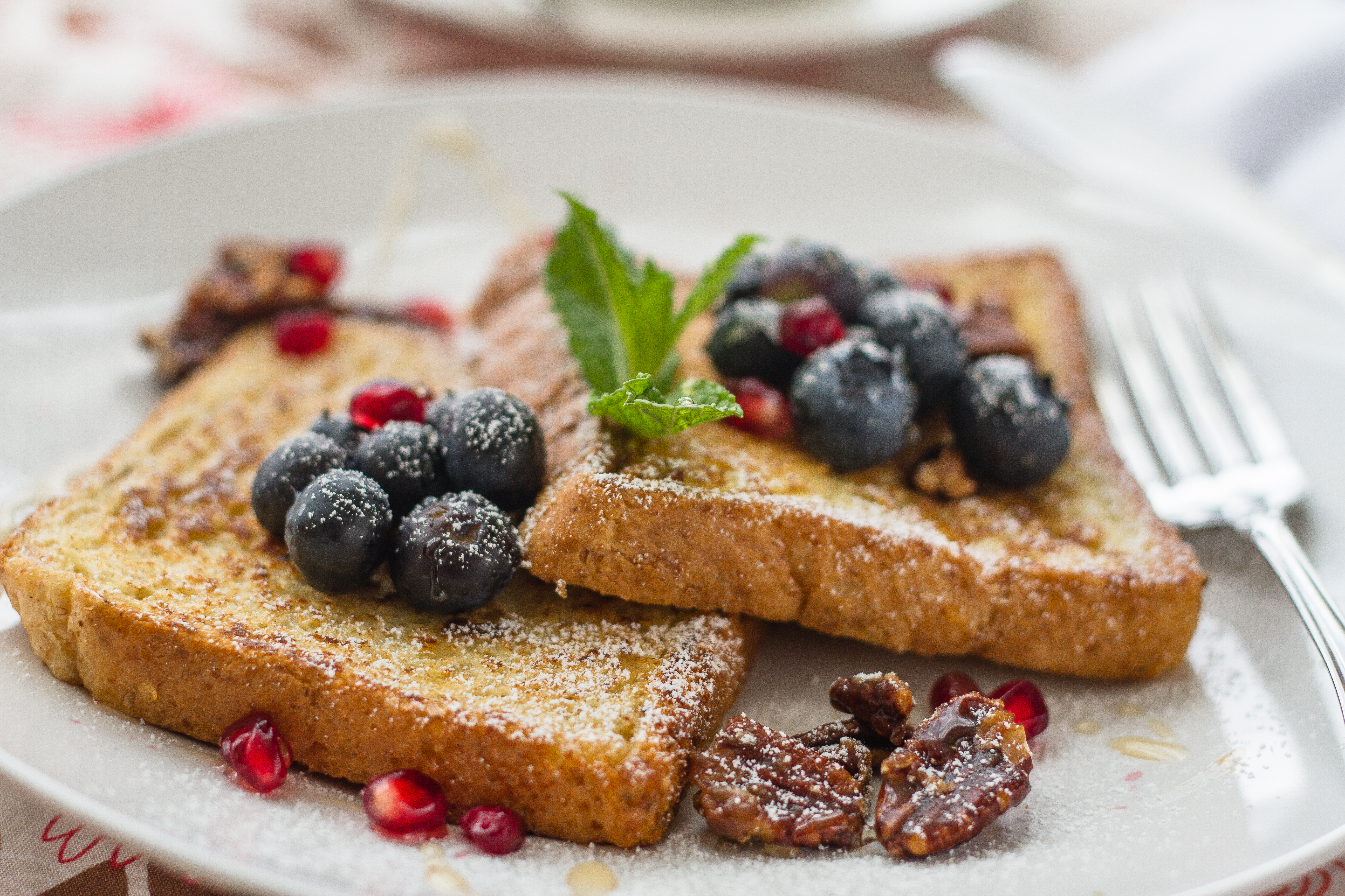 Whether it is breakfast, lunch, dinner, or dessert, French toast ...
