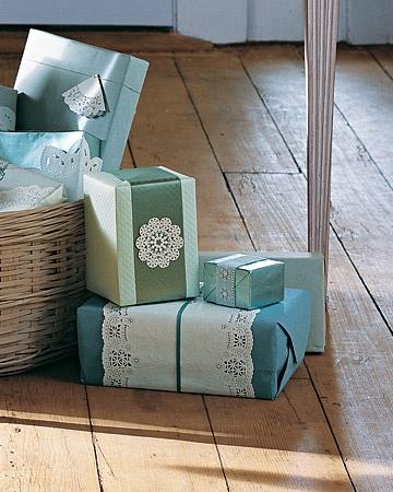 Doily Wrap