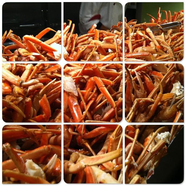 rio crab buffet