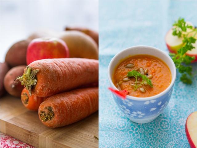 Sweet Vegetables & Squash