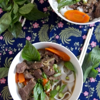 Thai Beef Stew Noodle