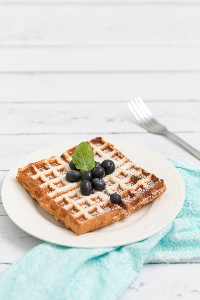3 Minute Waffle Sandwich | A Beautiful Day