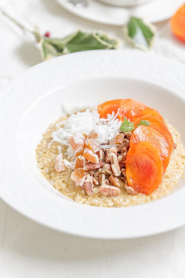 Coconut Pumpkin Oatmeal-15