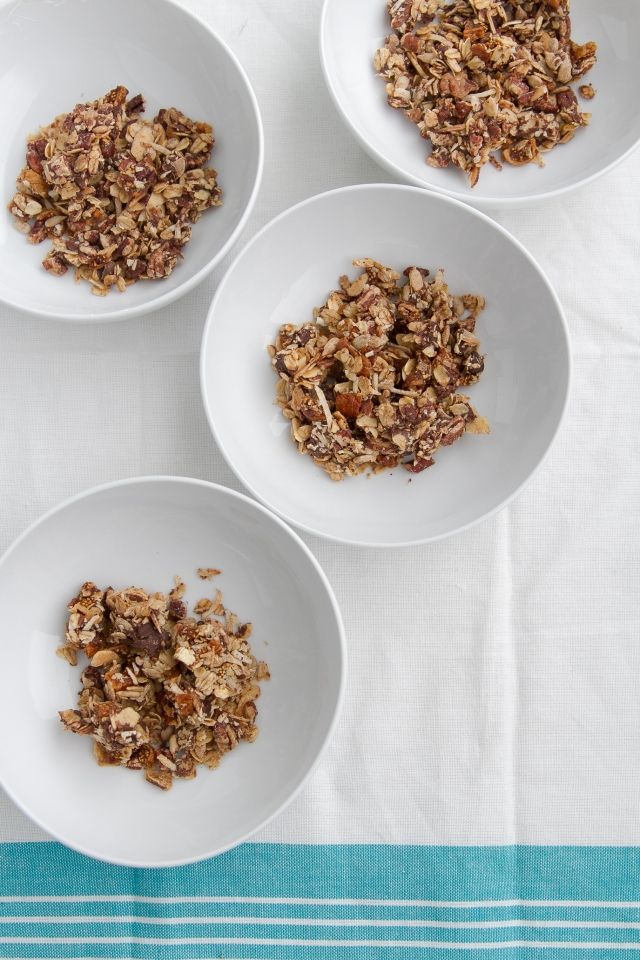 Chocolate Chip Fig Granola-10