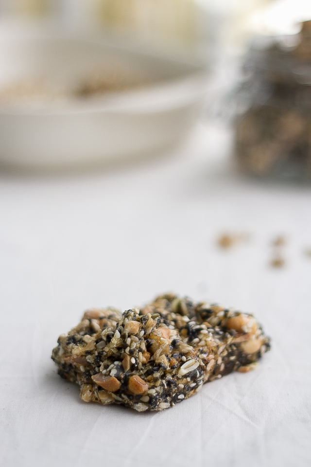 Peanut & Sesame Seeds Crunch-1