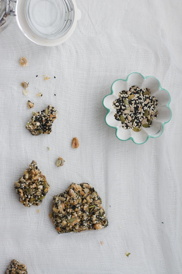 Peanut & Sesame Seeds Crunch-3
