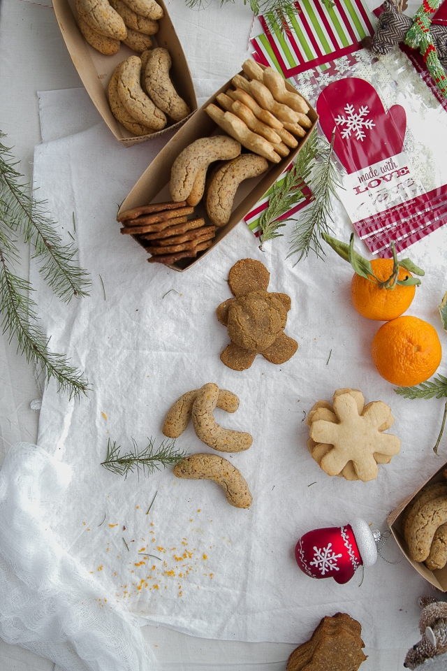 Protein Rich Holiday Cookies-18