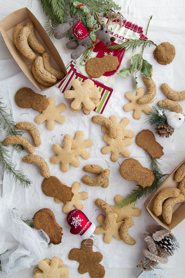 Protein Rich Holiday Cookies-4