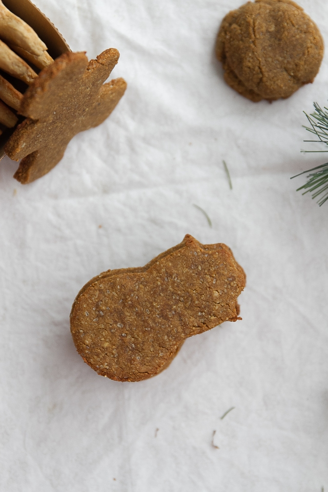 Protein Rich Holiday Cookies-8