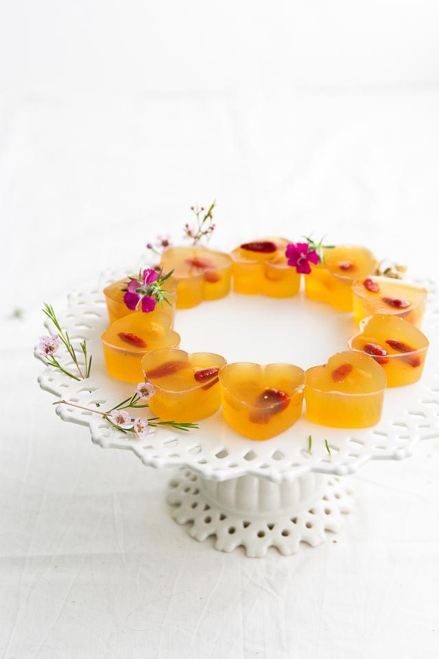 Chrysanthemum Goji Longan-9